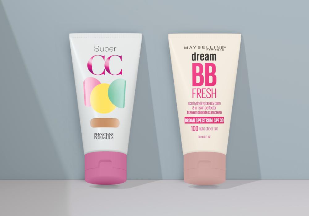 La différence entre BB crème et CC crème