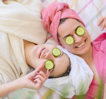 Une routine de soin de la peau appropriée durant la pandémie