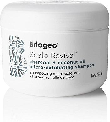 Shampooing micro-exfoliant Briogeo Charcoal + Coconut Oil