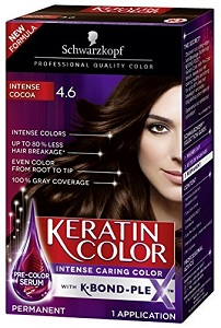 Schwarzkopf Keratin Color Couleur de soin intense