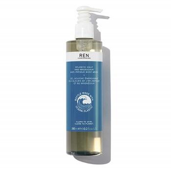 REN Clean Skincare Nettoyant pour le corps anti-fatigue au varech de l'Atlantique et au magnésium