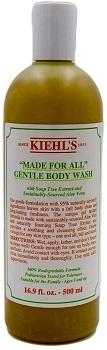 le nettoyant doux pour le corps « Made For All » de Kiehl