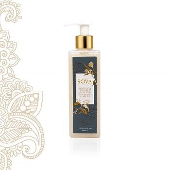 SOVA Bhringraj & Kerala Cinnamon Shampoo