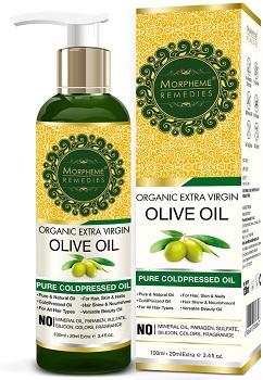 Morpheme Remedies Huile d'olive extra vierge biologique
