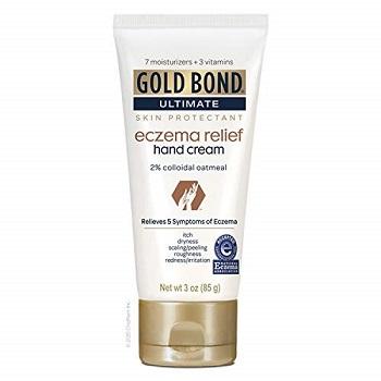 crème pour les mains Gold Bond Eczema Relief