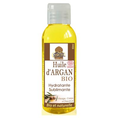 Huile D'Argan 100% BIO & Artisanale du Maroc